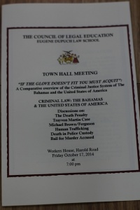 town hall mtg flyer